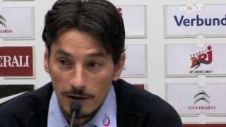 Ivica Vastic wird als Austria-Trainer vorgestellt