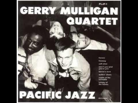 Gerry Mulligan Quartet – Gerry Mulligan Quartet With Chet Baker