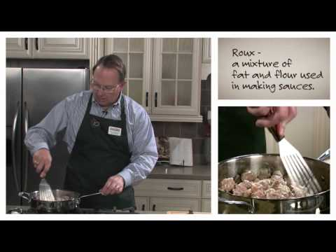 Cooking With Fred - Beef Stroganoff