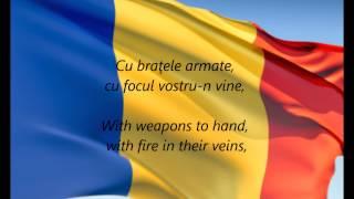 "Video Romanian National Anthem - ""Deşteaptă-te Române"" (RO/EN) MP3, 3GP, MP4, WEBM, AVI, FLV Agustus 2018"