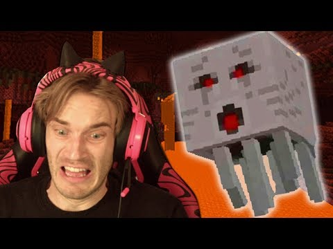Minecraft Is Scary!!! - Part 3