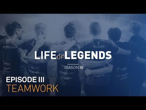 Life of Legends S03E03 - TEAMWORK