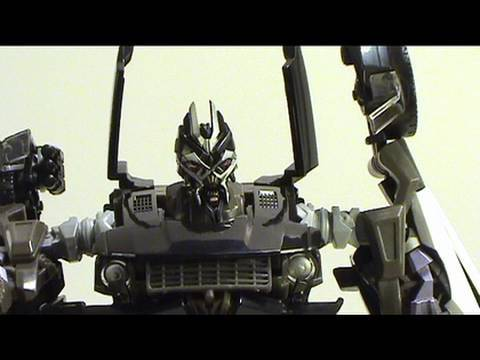 barricade - Video review of Transformers Revenge of the Fallen; Human Alliance Barricade BARRICADE and DECEPTICON FRENZY have worked together for centuries. They are a p...