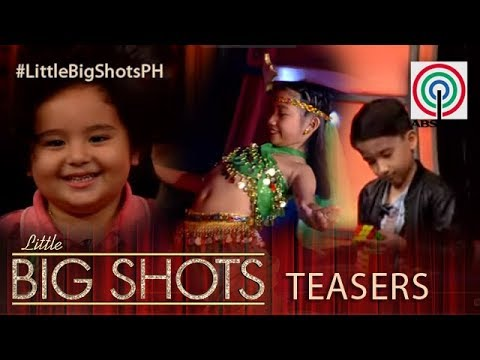 Little Big Shots Philippines August 20, 2017 Teaser