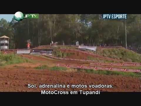 JPTV Esporte MotoCross em Tupandi