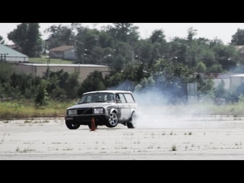 Volvo Wagon gets a small-block Chevy