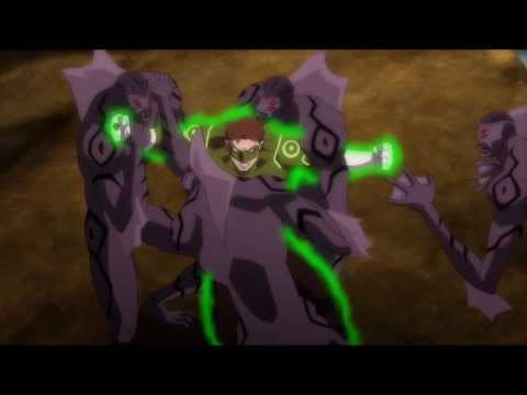 Throne of Atlantis - Justice League vs Trenchers