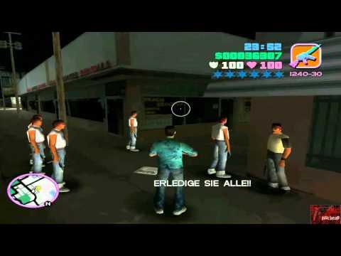 Let's Play - GTA Vice City - Part 20 - Kanonenfutter