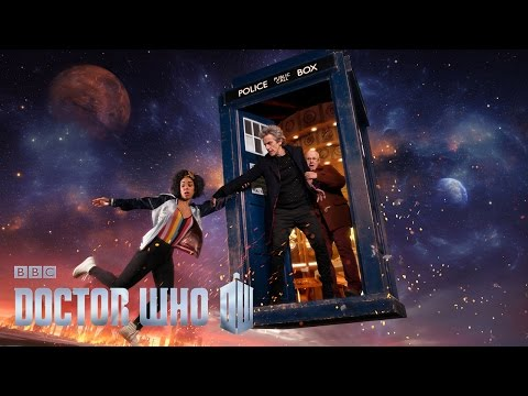 Doctor Who Season 10 Promo