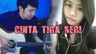 Video (Malaysia) Cinta Tiga Segi - Nathan Fingerstyle Feat. Alea Wang (Cinta Segi Tiga) MP3, 3GP, MP4, WEBM, AVI, FLV September 2018