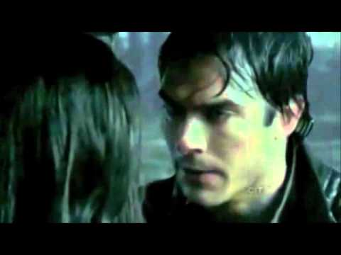 Delena Moments [Leona Lewis-Run]