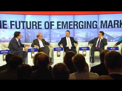 Emerging markets - http://www.weforum.org/ 29.01.2012 Can Emerging Markets Deliver Global Growth? With Europe and the United States mired in prolonged austerity, can consumptio...