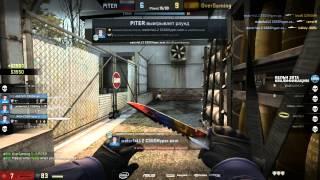 OveR vs PiTER, game 1
