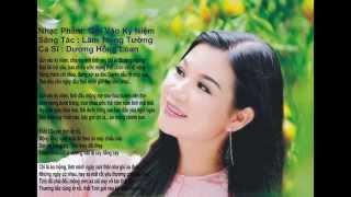 Gửi Vào Kỷ Niệm - Dương Hồng Loan ( đơn ca )