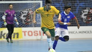 Video AUSTRALIA vs MALAYSIA: AFC Futsal Championship 2016 (Group Stage) MP3, 3GP, MP4, WEBM, AVI, FLV Juli 2017
