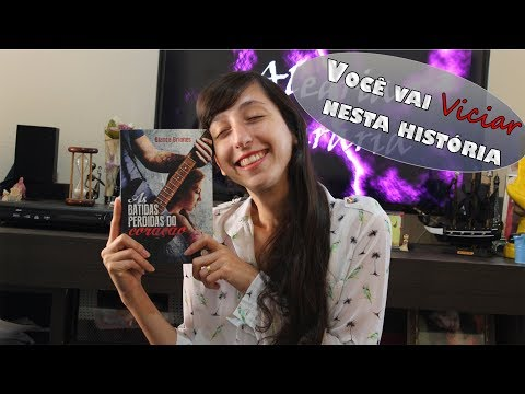 AS BATIDAS PERDIDAS DO CORAÇÃO - RESENHA | ALEGRIA LITERÁRIA #1