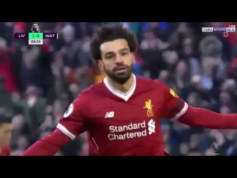 Liverpool Vs Watford 5-0 All Goals & Highlights