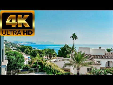 1500000€/200м до пляжа/Новый дом на Коста Бланка/Виллы люкс и премиум класса/Кальпе/Hi-Tech/Хайтек