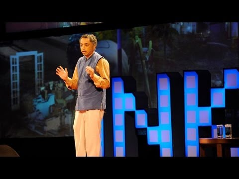 streetside - http://inktalks.com Energy entrepreneur Harish Hande learnt his best financial lessons from two enterprising vegetable vendors, whose everyday quests for sur...