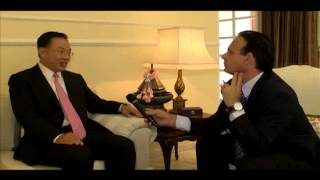 Jogo Do Poder- Thailand Ambassador Interview Part 1