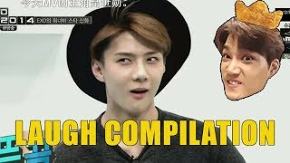 Download Video EXO LAUGH COMPILATION! MP3 3GP MP4