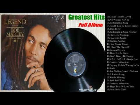 Bob Marley Greatest Hits full Playlist_The Best Songs Of Bob Marley Nonstop music Live
