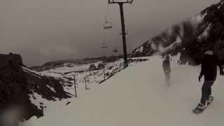 Ohakune New Zealand  city pictures gallery : GoPro Snowboarding | Ohakune, NZ
