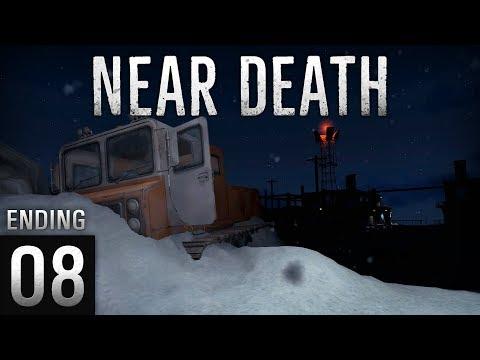 #8: Шайтан-арба идет на взлет! [Let's Play Near Death Ending]