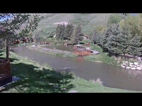 Live-Cam: USA - Jackson - Wyoming - Jackson Hole - Rust ...