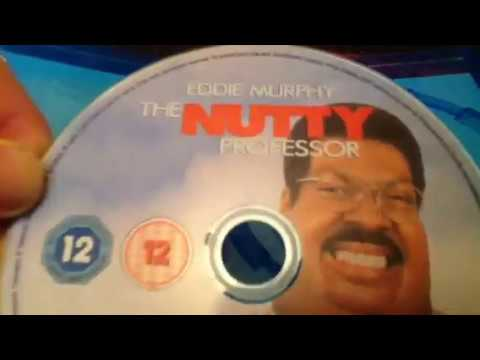 Unboxing The nutty professor blu Ray