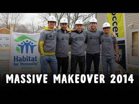 Video: Dare to Care: Massive Makeover 2014