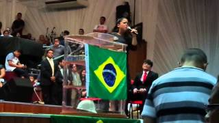Cassiane - Amigo Espírito Santo ( Culto Da Benção 29/01/13 ) FORTE !