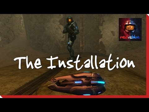 Season 7, Chapter 14 - The Installation | Red vs. Blue