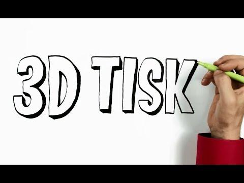 3D tisk a 3D modelování - další zajímavý minikurz!