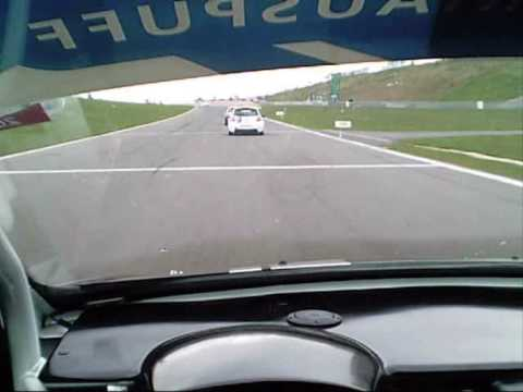 Clio Cup 2009 on Nürburgring GP-Track and Nordschleife