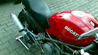 4. Ducati Monster 1000 S 2003 ENGINE START