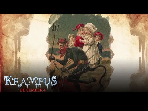 Krampus (Featurette 'Legend of Krampus')