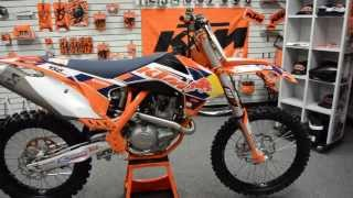 6. $9,899: 2014 KTM 450 SXF Factory Edition