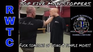 Video Top 5 simple moves to end a street fight in SECONDS MP3, 3GP, MP4, WEBM, AVI, FLV Oktober 2018