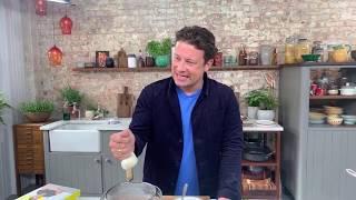 LIVE - Greek Style Cheese Toastie | Jamie Oliver by Jamie Oliver