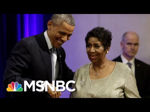 Aretha Franklin's Political Legacy | Deadline | MSNBC