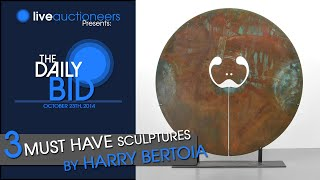 Bertoa Spain  City new picture : 3 Must-Have Harry Bertoia Sculptures - The Daily Bid