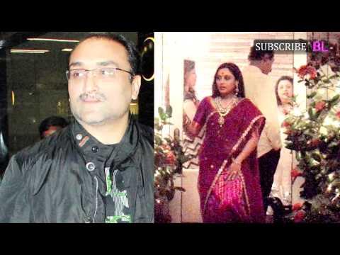 Rani Mukerji and Aditya Chopra's secret wedding be