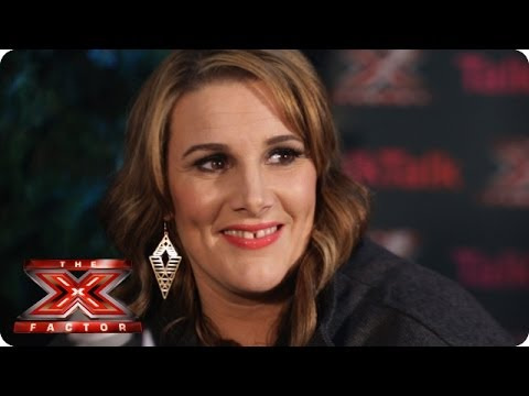 factor - She's at a top secret location, getting a grilling. But why has Sam Bailey been shedding tears? Find out with TalkTalk Backstage. Visit the official site: ht...
