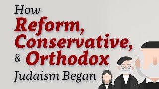 How Did Reform Judaism Begin?