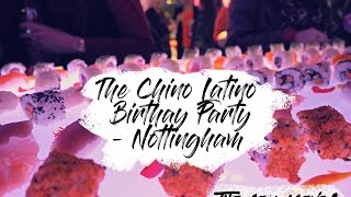 The Chino Latino Birthday Party | The Gem Agenda