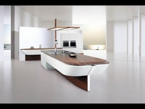 Kitchen Island Trends 2018: Innovative New Design for All Styles of Kitchens