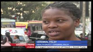 Weekend Prime 27th August 2016: High Digest; Celebral Palsy