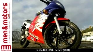 6. Honda NSR125R - Review (2004)