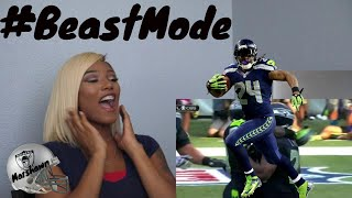Video Clueless new football fan reacts to The Best of Marshawn Lynch, MP3, 3GP, MP4, WEBM, AVI, FLV September 2019